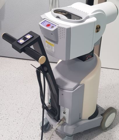 Brachytherapy system containing Ir-192