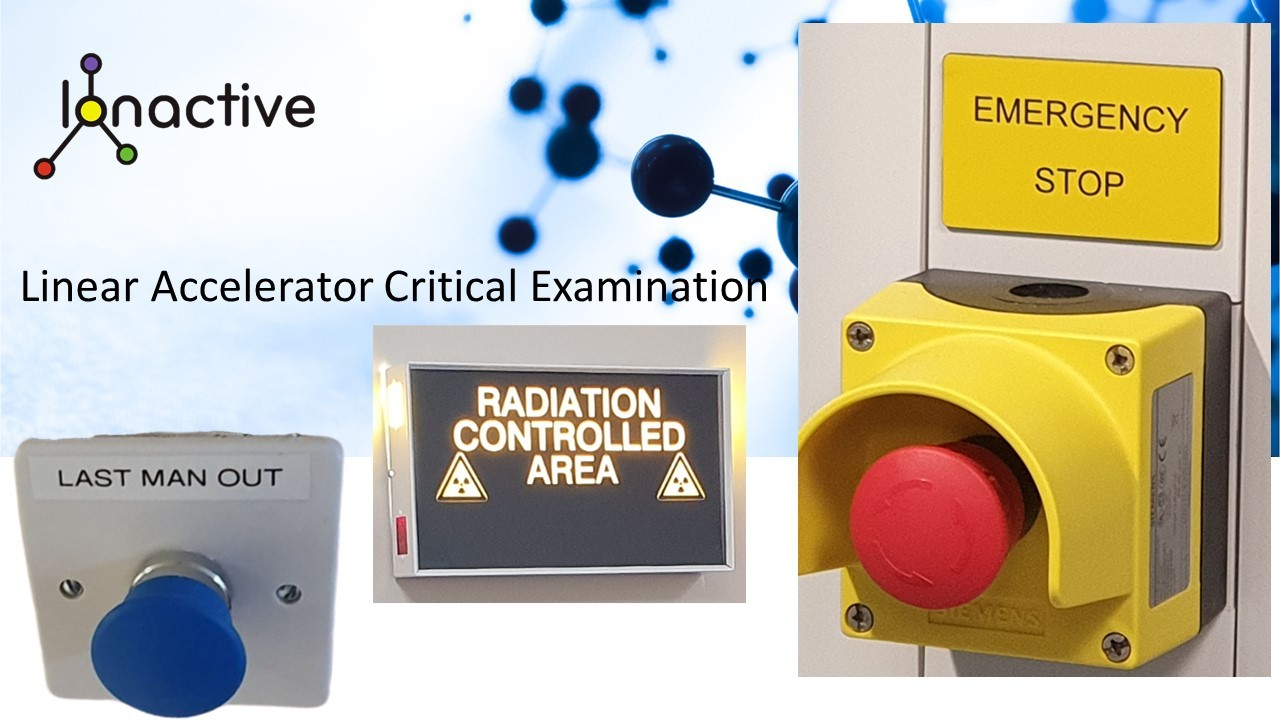 Linear accelerator critical examination - features to check