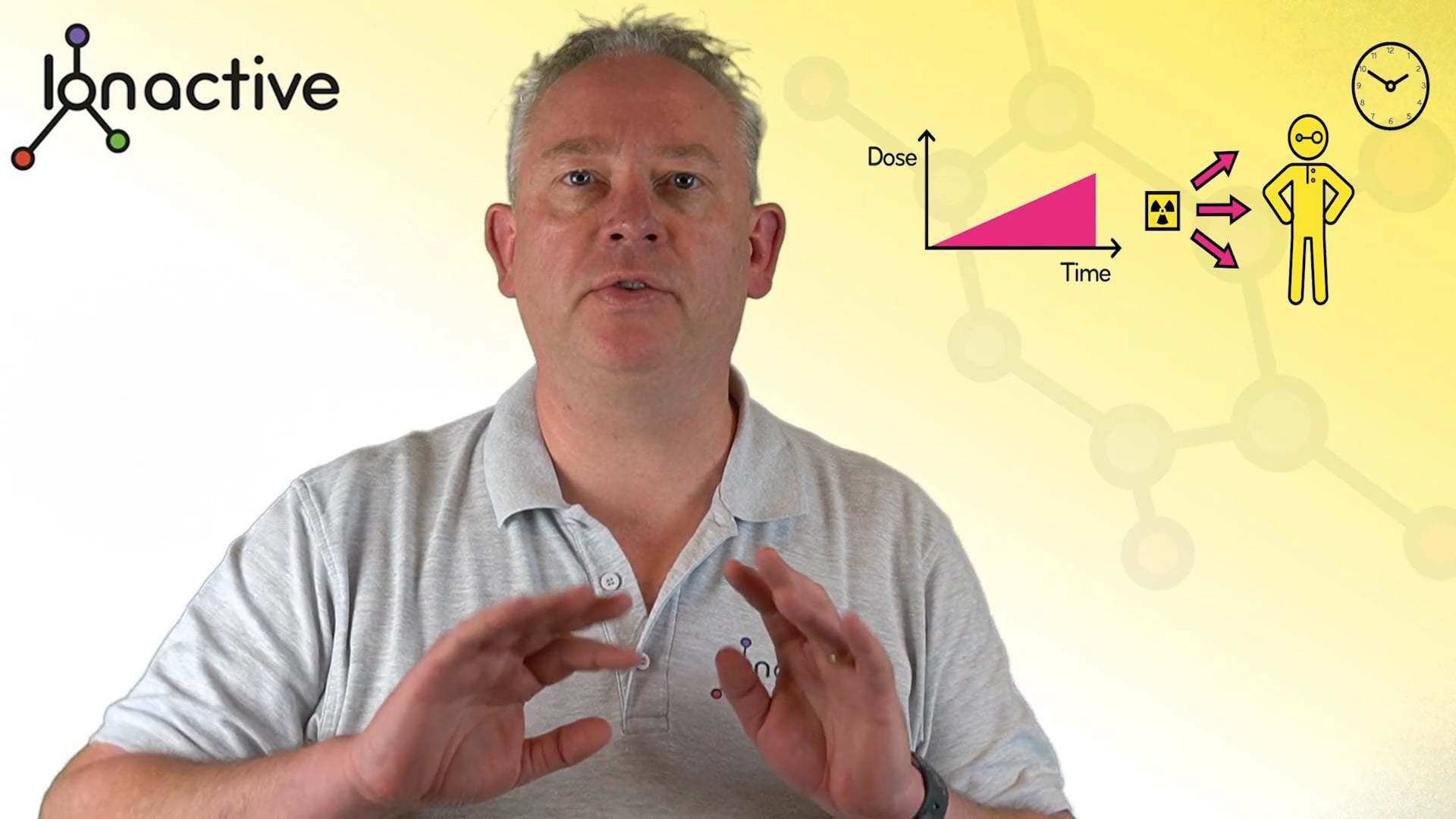 Mark Ramsay Practical Radiation Protection module 4 Time intro